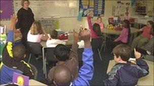 Primary school pupils (generic)