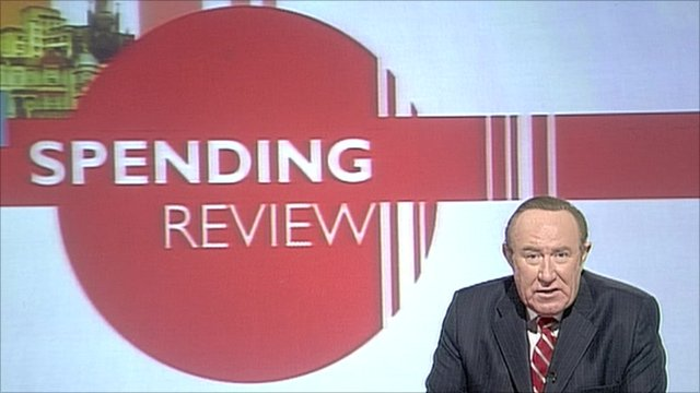 Andrew Neil on Spending Review set