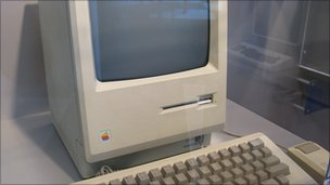 The first Macintosh