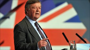 Lord Chancellor, Kenneth Clarke