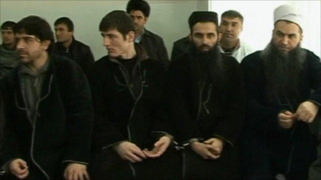 Tajikistan Islamic group