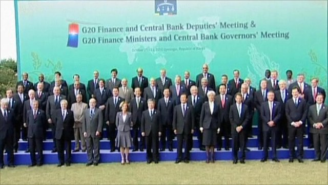 Ministers of the G20