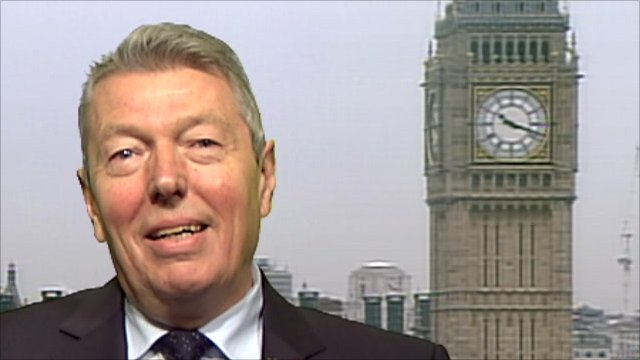 Alan Johnson, Shadow Chancellor of the Exchequer