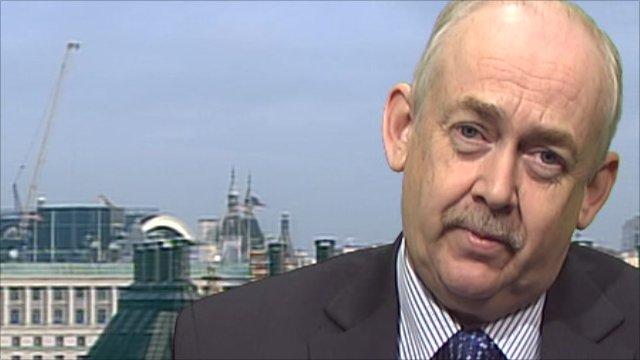 The Shadow Europe Minister, Wayne David