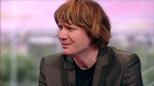 Nicky Wire on BBC Breakfast