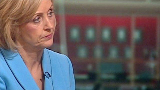 Terror expert Dr Sally Lievesley
