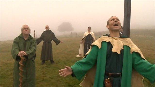 Druids mark Samhain