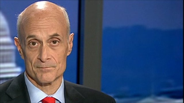 Former US Secretary of Homeland Security, Michael Chertoff