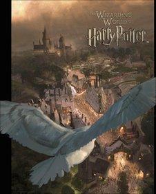 Harry Potter handout picture