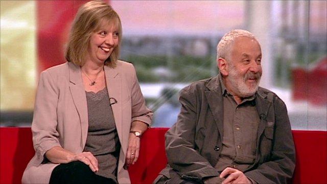 Ruth Sheen & Mike Leigh