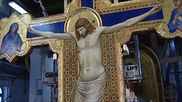 Ognissanti crucifix