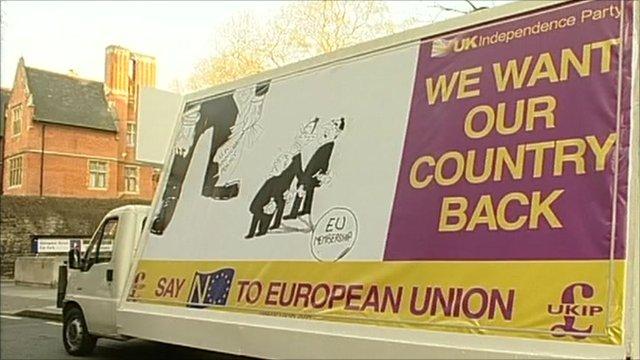 UKIP advertising