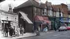 Archive photo from The Book Of Addiscombe, by Canning & Clyde Road Residents Association and Friends