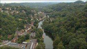 Ironbridge Gorge - generic image