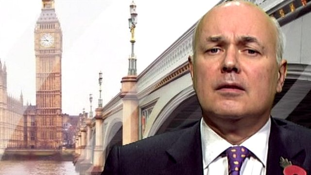 Iain Duncan Smith hails radical welfare reforms