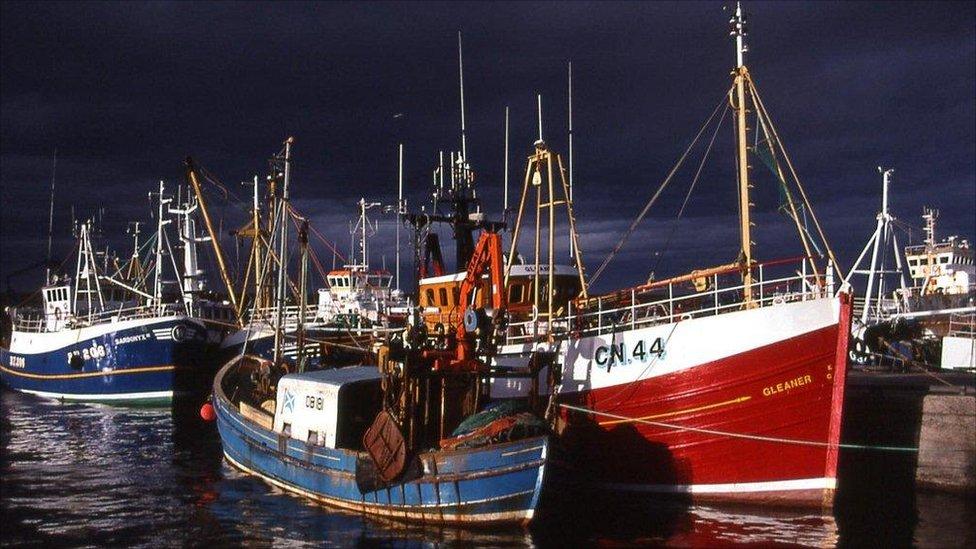 Buckie Harbour