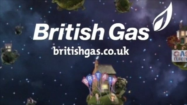 British Gas advert