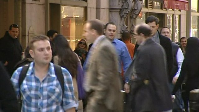 Shoppers' concern over tax