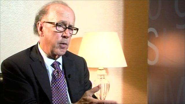 Stephen Roach, Morgan Stanley