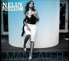 Nelly Futtado's Maneater single cover