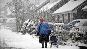 A pensioner