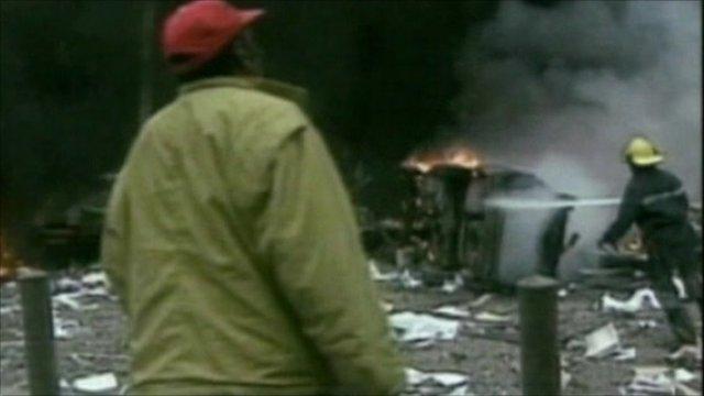 Terrorist attack - file photo