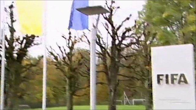 Fifa building