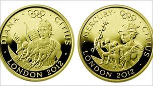 Royal Mint gold coins