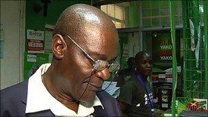 John Makusi Simiyu