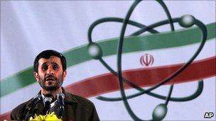 Iran nuclear programme, AP
