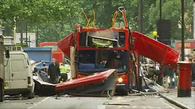 Aftermath of July 7 bombings