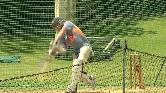 Australian cricket player