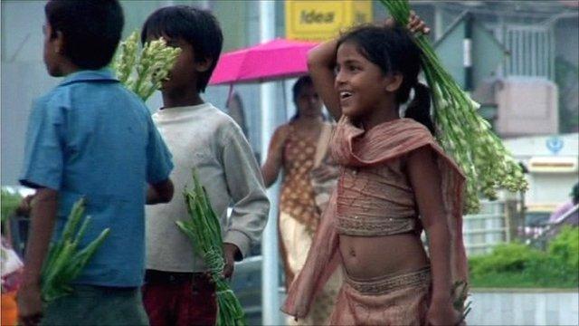 Mumbai street children