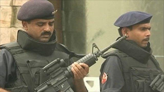 Security in Mumbai