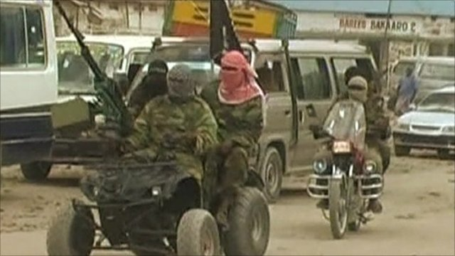 Fighters linked to Al Qaeda