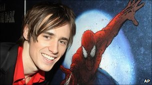 Spider-Man star Reeve Carney