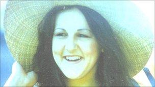 Murder victim Sally McGrath