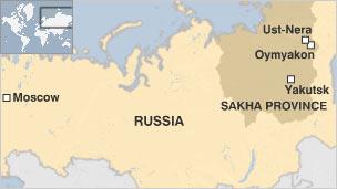 Oymyakon Russia Map Russia   Extreme World   Mrs. Morgans's Classroom Oymyakon Russia Map