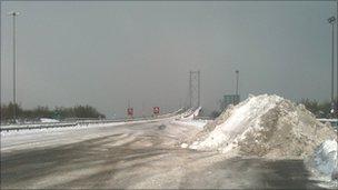 Forth Road Bridge (Pic: Daniel Maxwell)