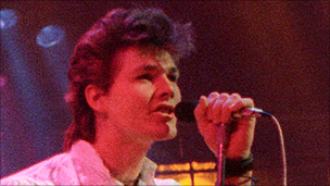 Morten Harket in 1988