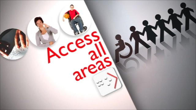 Access All Areas- BBC campaign