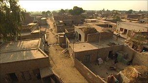 Asia Bibi's village