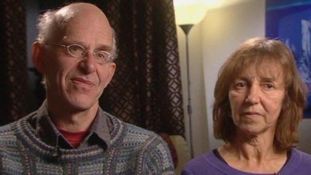 John and Lorna Norgrove