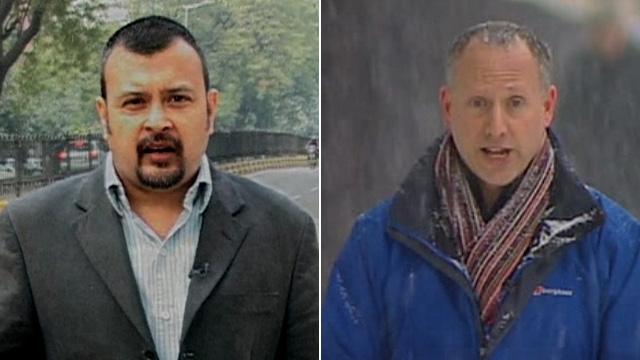 Sanjoy Majumder in Delhi and Steve Rosenberg in Mosco