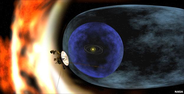 Voyager: Still dancing 17 billion km from Earth