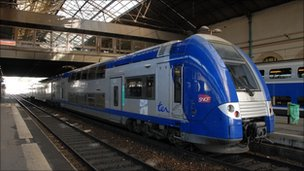 French trains (archive image)