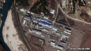 Yongbyon nuclear site