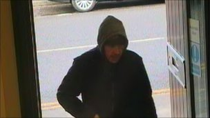 CCTV image released by Wiltshire Police
