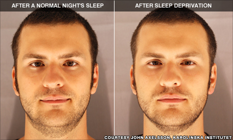 Sleep experiment