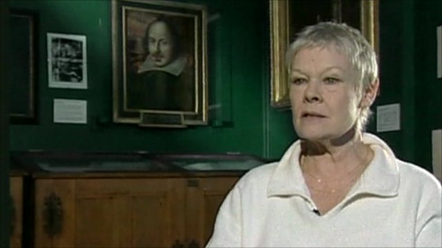 "Dame Judi Dench is ""greatest"" actor"